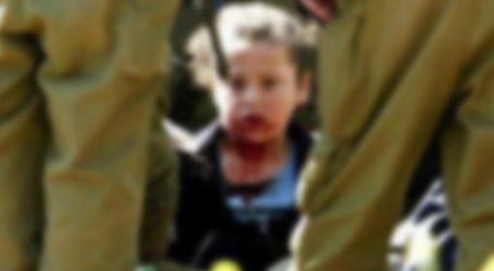Anak-anak Palestina yang Ditahan Israel Disiksa