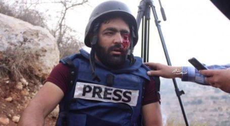 Kaleidoskop 2019: 598 Pelanggaran Israel Terhadap Jurnalis di Palestina