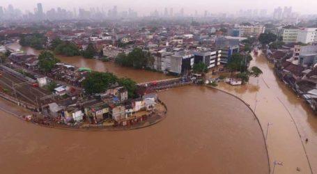Pemprov DKI Bangun Drainase Vertikal Minimalisir Banjir