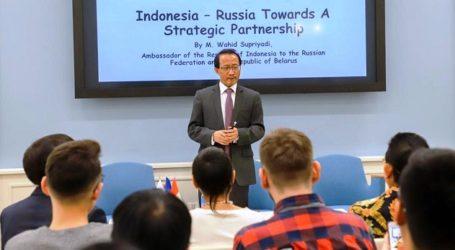 Semarak Indonesia Hangatkan Kota Kazan