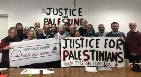 Freedom Flotilla Akan Berlayar Lagi ke Jalur Gaza Mei 2020
