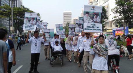 BAZNAS Gelar Kampanye Zakat untuk Kemandirian Disabilitas