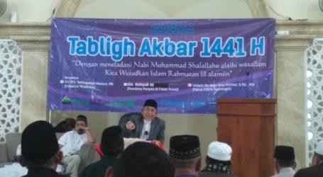 Imaam Yakhsyallah Mansur: Islam Turun Sebagai Rahmat Bagi Semesta Alam