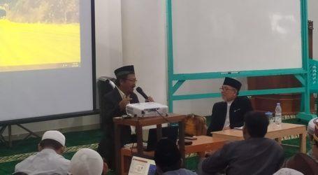 Jama'ah Muslimin (Hizbullah) bersama MINA Gelar Diklat Penulisan Artikel Islami