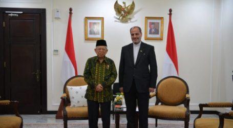 Indonesia Perkuat Kerja Sama dengan Iran