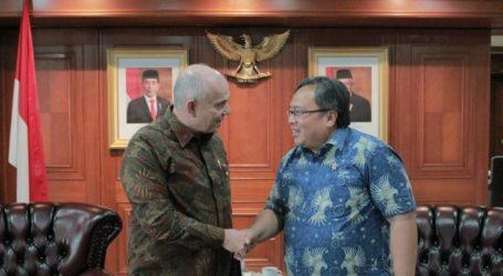 Indonesia-Amerika Serikat Perkuat Kerja Sama Riset dan Inovasi