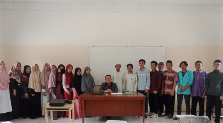 Alumni STAI Al-Fatah Beri Pembekalan Jurnalistik Era Digital