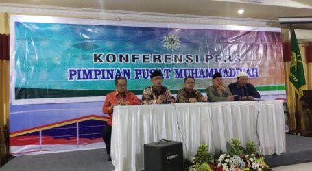 PP Muhammadiyah Tolak Pemberitaan Media Asing soal Bantuan Cina