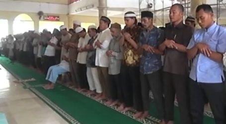 Ponpes Al-Fatah Cileungsi Gelar Shalat Gerhana Matahari