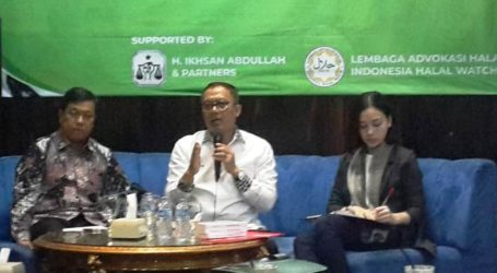 IHW Dorong Indonesia Jadi Pemain Utama Industri Halal Dunia