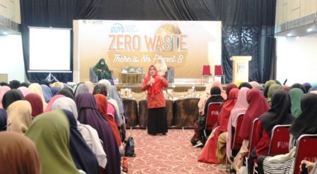 FMDKI Gelar Seminar Ilmiah Muslimah Soal Lingkungan di Makassar