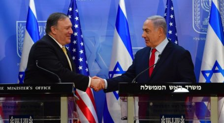 Amnesty Internasional Kecam Dukungan AS Terhadap Rencana Aneksasi Israel