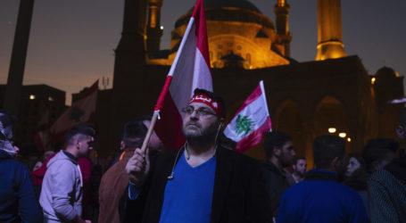 Dinilai Anggota Elit Penguasa, PM Baru Lebanon Dituntut Mundur Ribuan Pemrotes