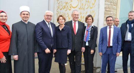 Presiden Jerman Serukan Saling Hormati Antarumat Beragama