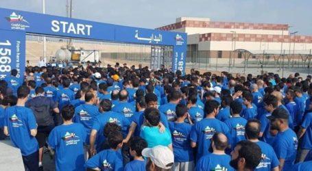 """""""From Kuwait To Al Quds"""" Bawa Pesan Solidaritas untuk Palestina"""