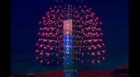 Menara Taipei 101 Siap Gelar Pertunjukan Kembang Api Amazing Year 2020