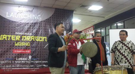 Grand Launching Perguruan Water Dragon Wushu
