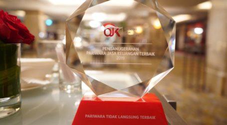 OJK Berikan Penghargaan Anugerah Pariwara Jasa Keuangan Terbaik 2019