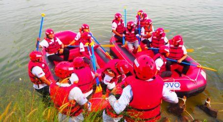 MRI Jakarta Gelar Latihan Water Rescue