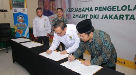 Baznas Gandeng Baznas (BAZIS) DKI Jakarta Kembangkan 500 Warung Zmart