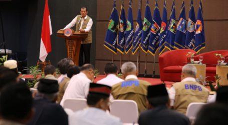 Kepala BNPB: Perlu Kesadaran Kolektif Hadapi Potensi Bencana Alam