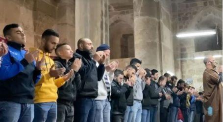 Jamaah Masjid Al-Aqsa Doakan Muslim Uighur