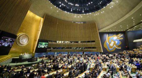 PBB Setujui Empat Resolusi Pro-Palestina