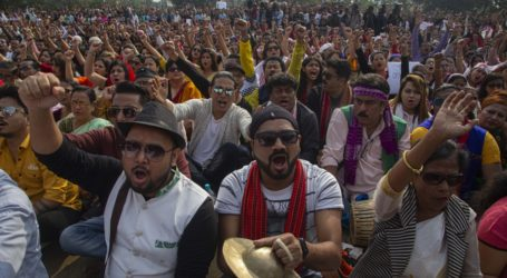 Ulama Sedunia Desak India Batalkan UU Kewarganegaraan