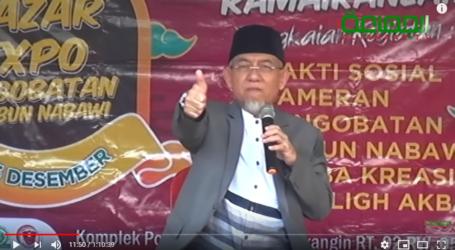 Imaam Yakhsya: Islam Sangat Perhatikan Masalah Sosial