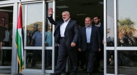 Haniyeh Lanjutkan Perjalanan ke Turki
