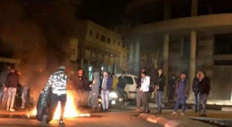 Pemuda Palestina Hadang Pasukan Israel Dekat Makam Nabi Yusuf