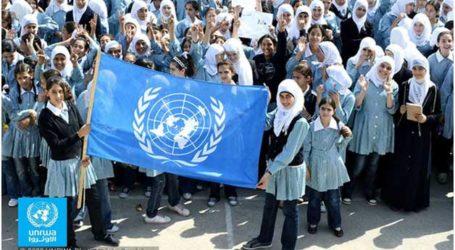 PBB Perpanjang Mandat UNRWA Hingga 2023