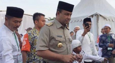 Hadiri Reuni 212, Anies Disebut 'Gubernur Indonesia'