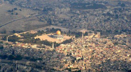 Sekitar 100 Pemukim Yahudi Masuk ke Kompleks Al-Aqsa