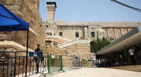 Israel Akan Buat Bangunan Tambahan di Masjid Ibrahimi