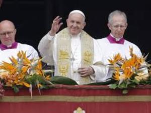 Paus Desak Dunia Perjuangkan Perdamaian Suriah dan Timur Tengah