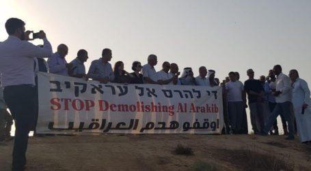 Israel Hancurkan Desa Araqib Untuk ke-170 kalinya