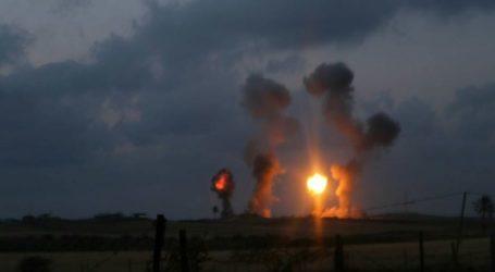 Klaim Balas Serangan, Pesawat Israel Bom Lahan Pertanian di Rafah