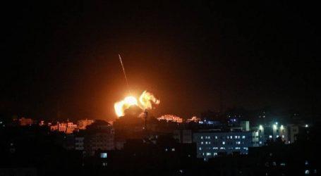 Serangan Balon dari Gaza, Pesawat Tempur Israel Balas Gempur Khan Younis