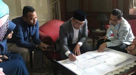 Ridwan Kamil Ditunjuk sebagai Arsitek Islamic Center di AS