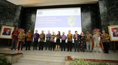 DKI Jakarta Tuan Rumah Peluncuran Proyek Ketahanan Perubahan Iklim