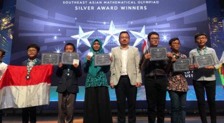 Dua Siswa MTsN 1 Kota Malang Raih Medali di Southeast Asean Mathematical Olympiad