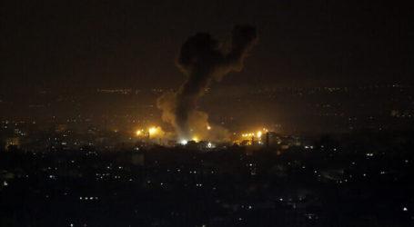 Gaza-Israel Saling Balas Serangan