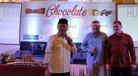 IITCF Kenalkan Coklat Halal Asal Belgia