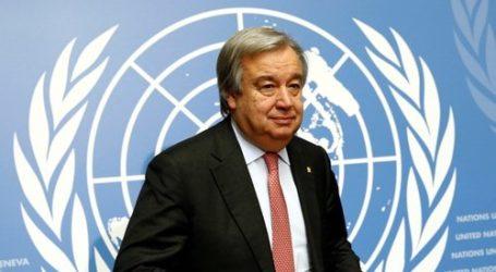 """Konflik Palestina: PBB Kuatkan Komitmen Solusi Dua Negara dengan """"Garis Pra-1967"""""""