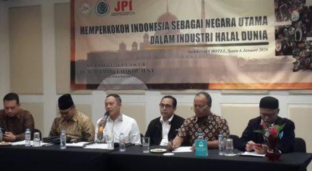 IHW Dorong Indonesia Jadi Pusat Logistik Halal Dunia