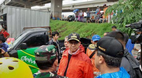 Pesan Anies dalam Tanggulangi Bencana Banjir Jakarta