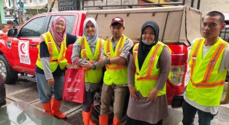 MER-C Terjunkan Tim Medis Bantu Korban Banjir