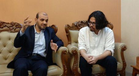 Dirjen Kemenkes Palestina Takziyah ke Rumah Joserizal