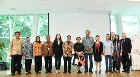 Kemlu Luncurkan Keketuaan Indonesia di Forum Foreign Policy and Global Health 2020
